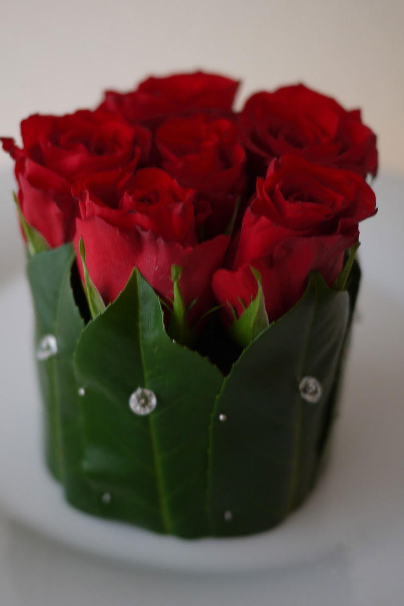 Easy Valentines Day Flower Arrangements Southern Living