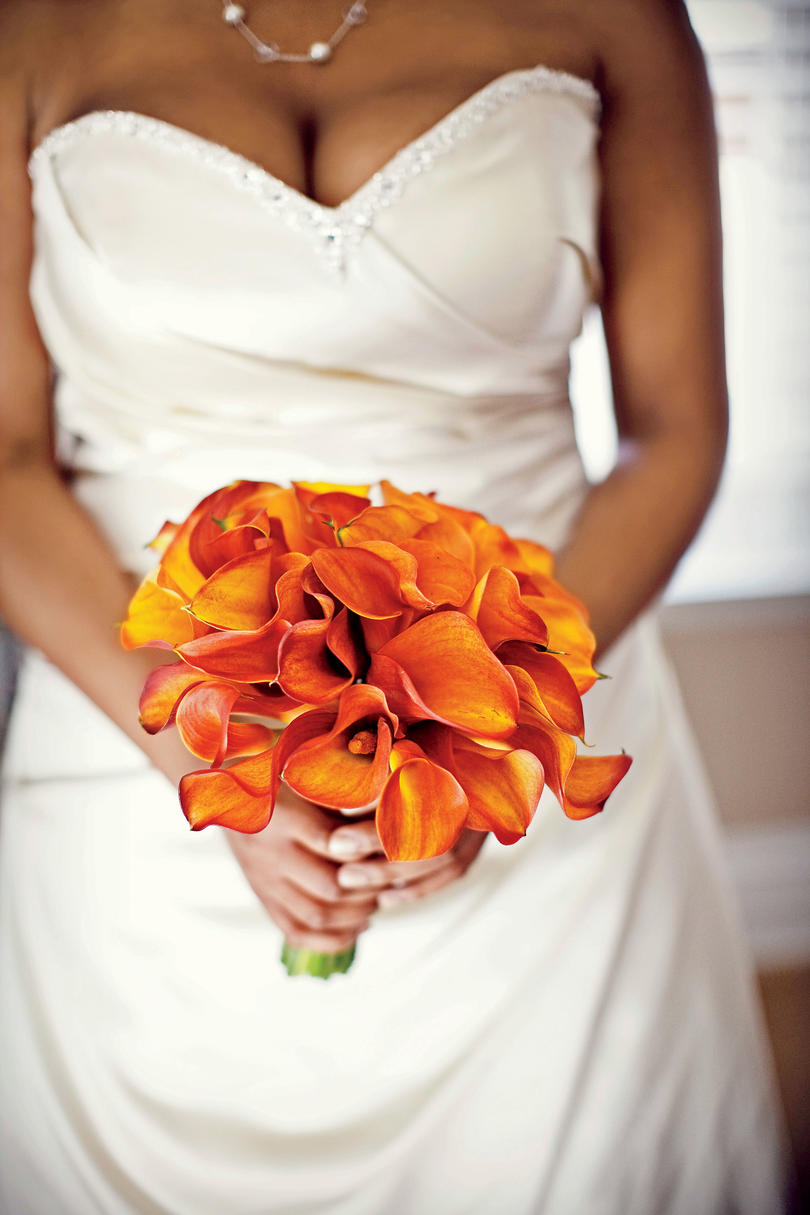 Fall Bridal Bouquets Southern Living