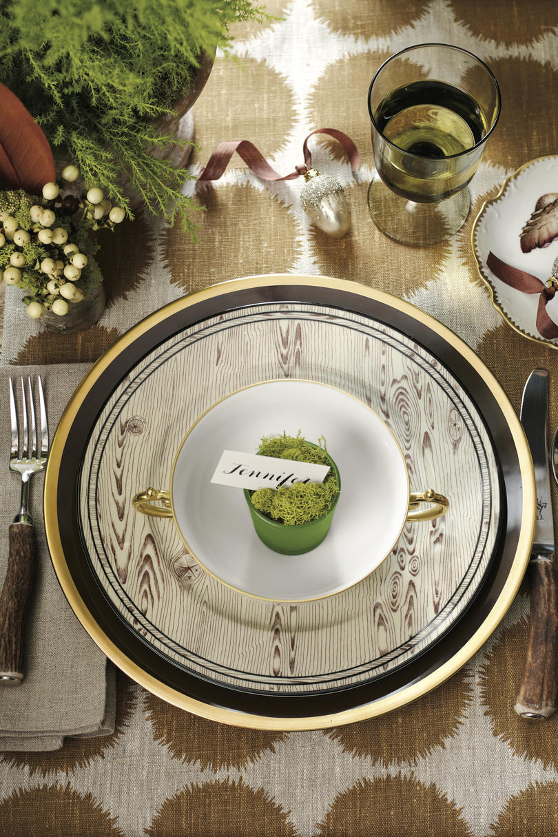 Our Favorite Christmas Table Settings Southern Living