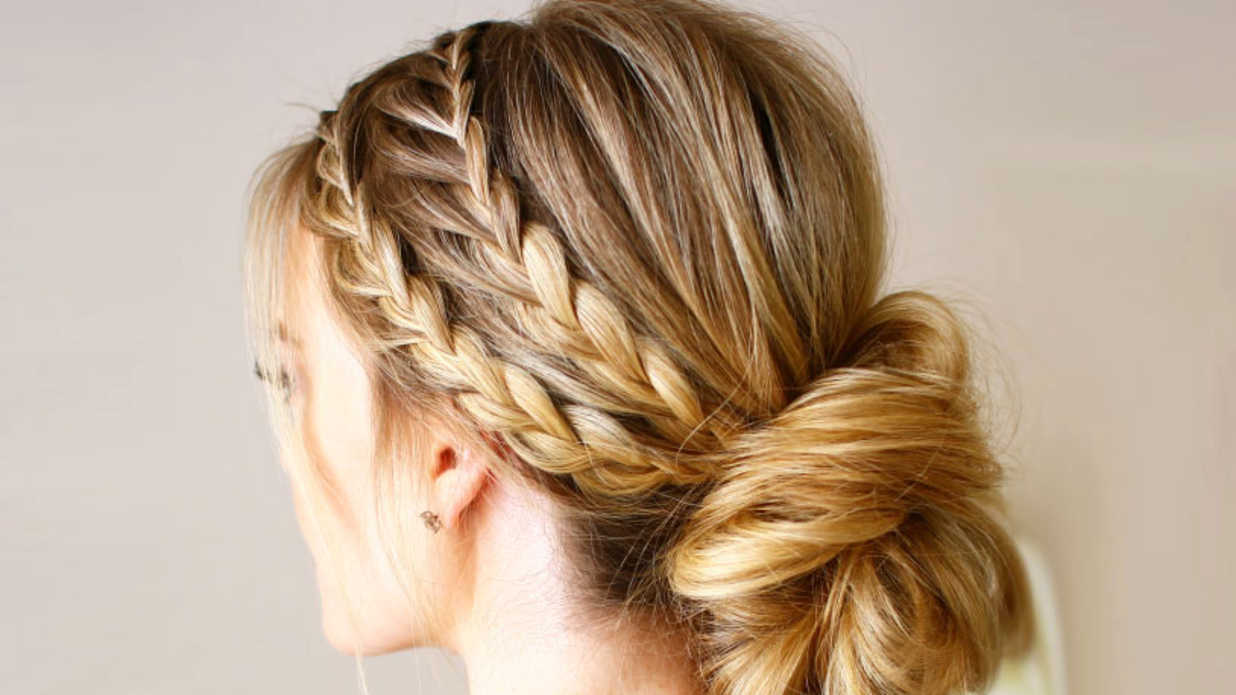 Beautiful Prom Hairstyles Thatll Steal The Night
