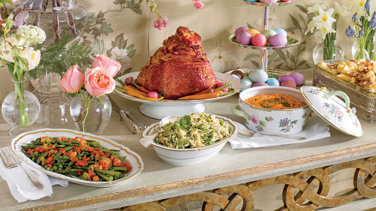 13 Easter Sunday Lunch Menus Southern Living