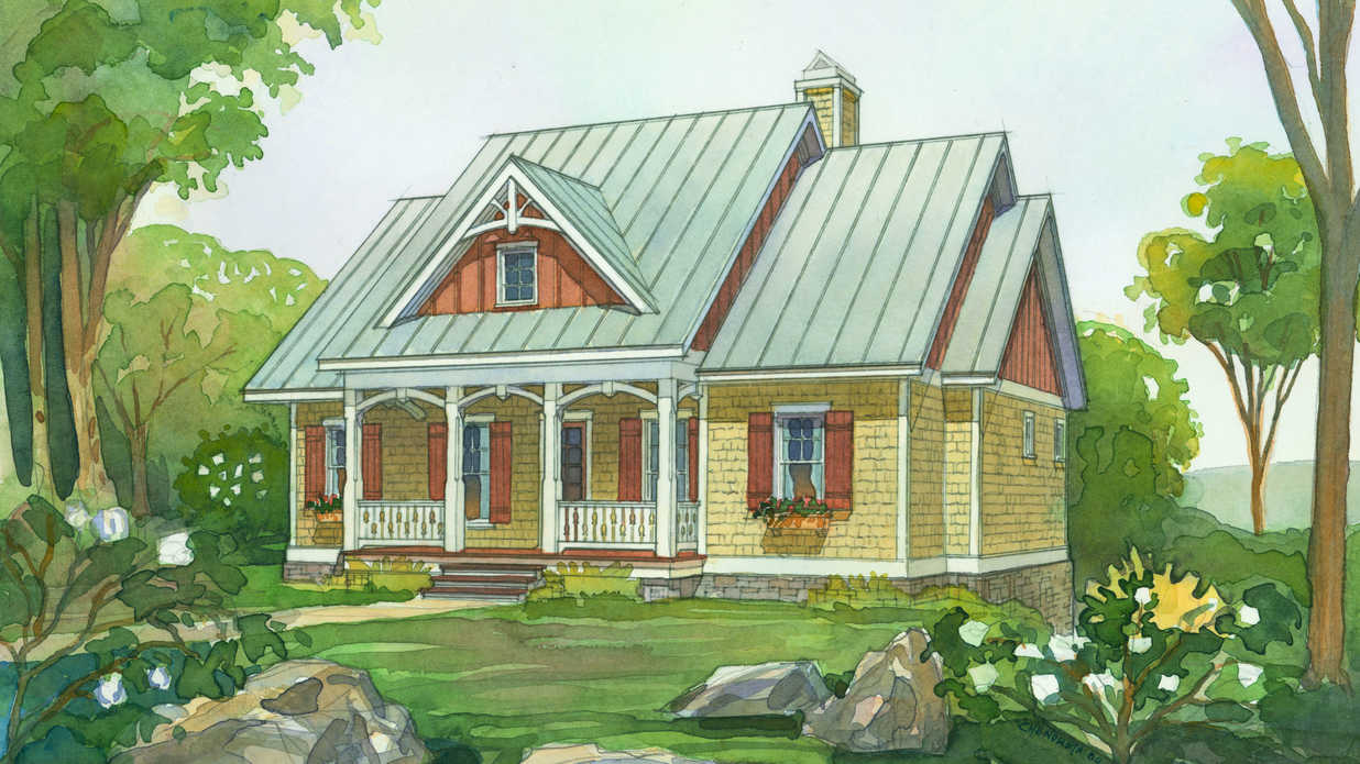 18 Small House Plans