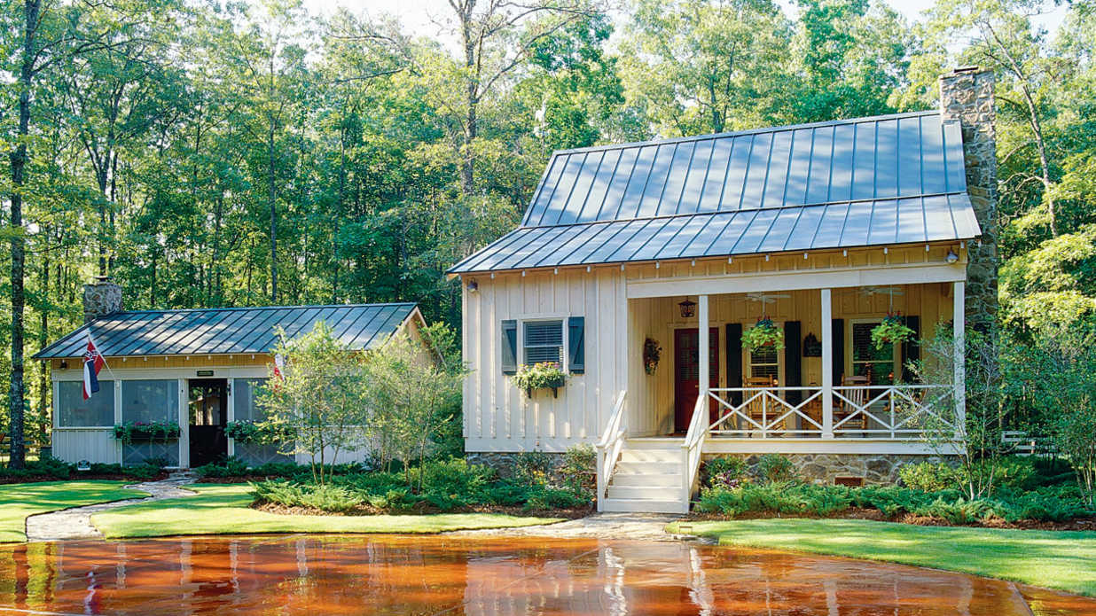 21 Tiny Houses Southern Living