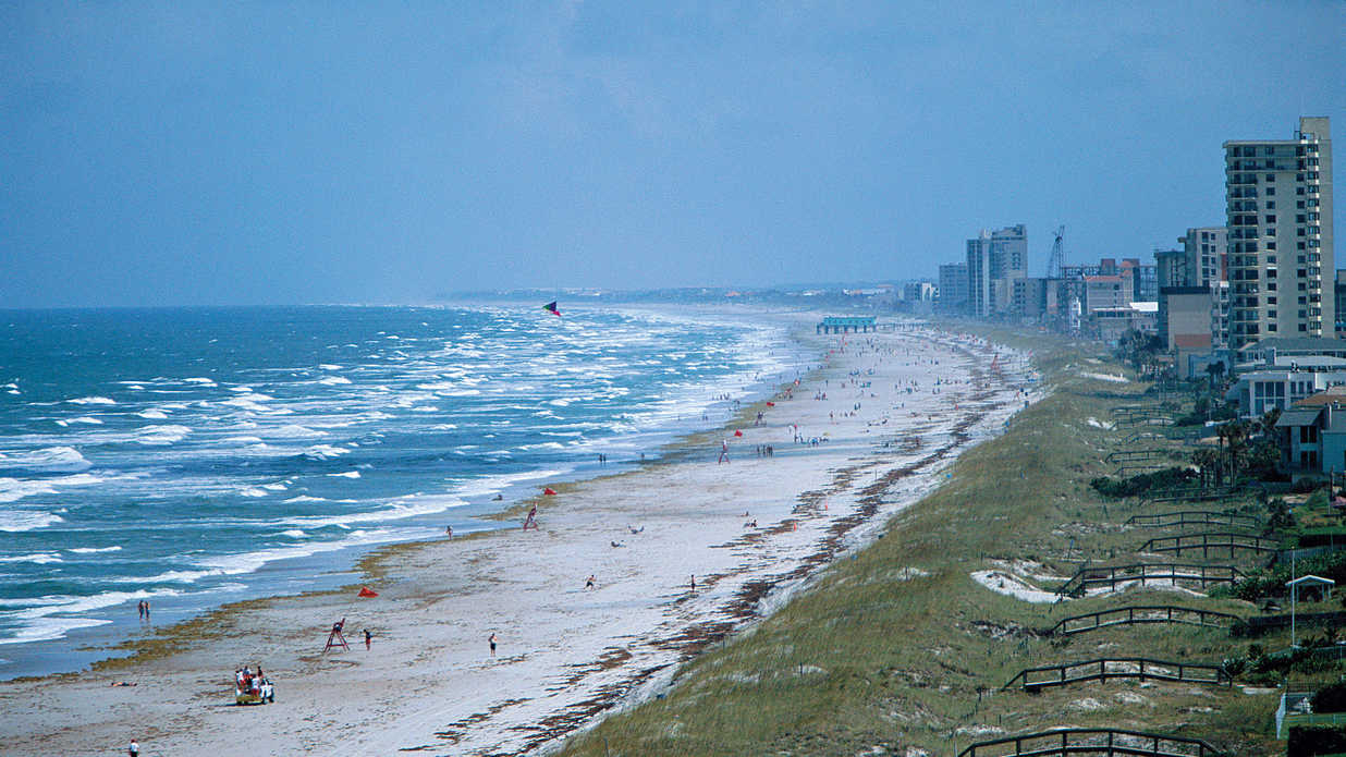 Guide To Florida S Atlantic East Coast Beaches Southern