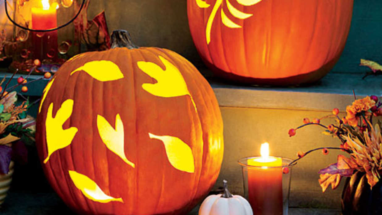 14 Easy Printable Pumpkin Carving Patterns Southern Living