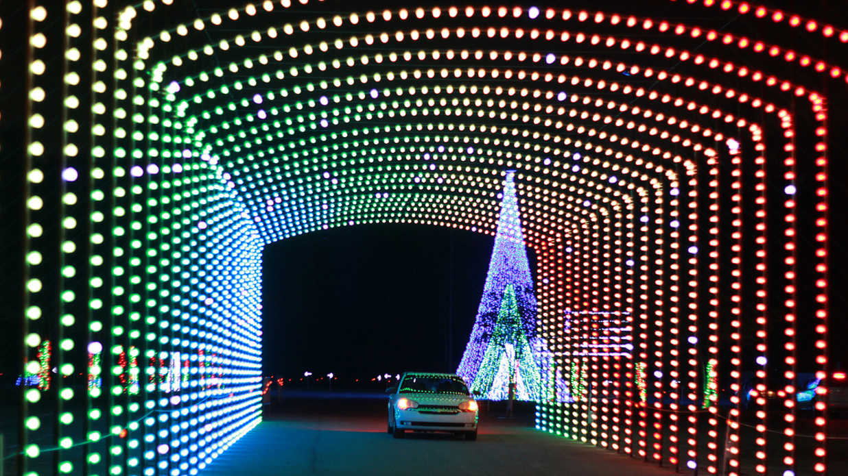 Christmas Nights Of Lights In Mobile Southern Living