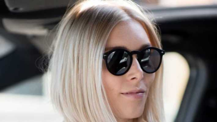 10 hairstyles that are just long enough to fit into a ponytail