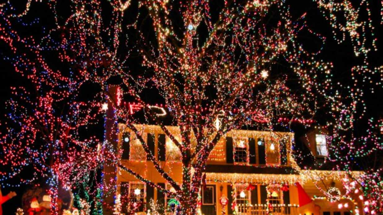 6 Rules For The Greatest Christmas Lights Ever Southern