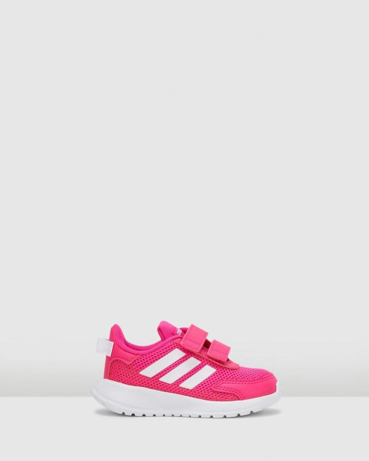 adidas Performance Tensaur Run Infant Lifestyle Shoes Shock Pink/White