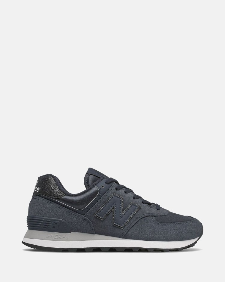 New Balance 574 Standard Fit Women's Lifestyle Sneakers Outerspace