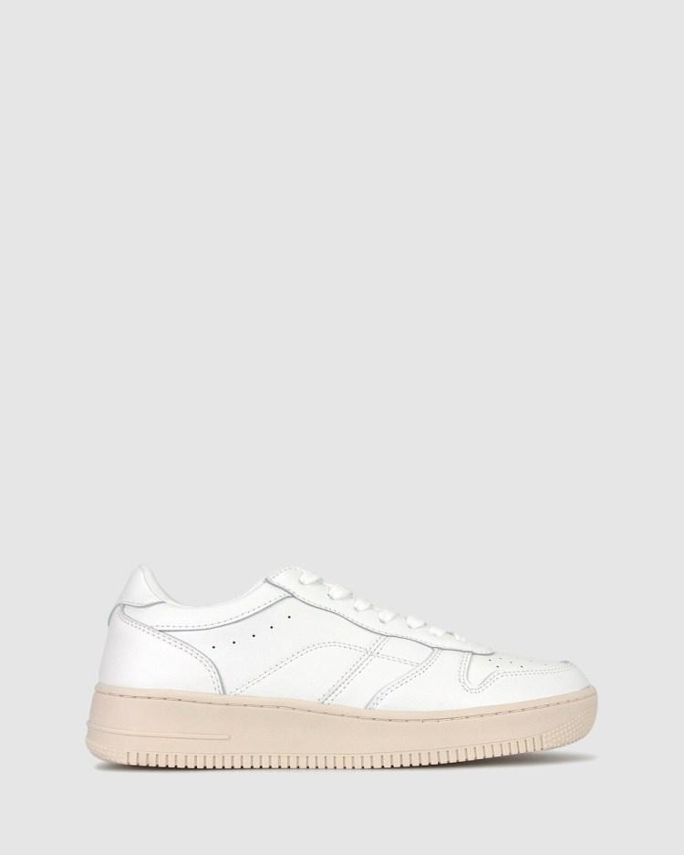 Betts Lennox Lifestyle Sneakers White/White