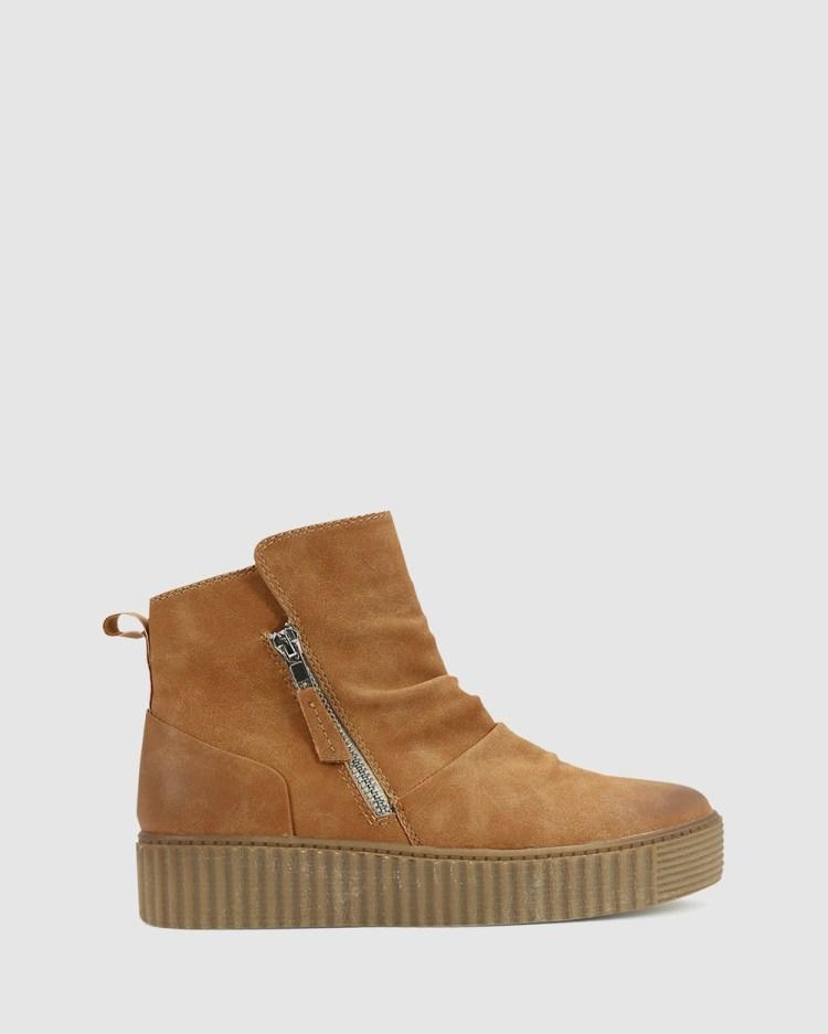 Los Cabos Micki Lifestyle Sneakers Brown