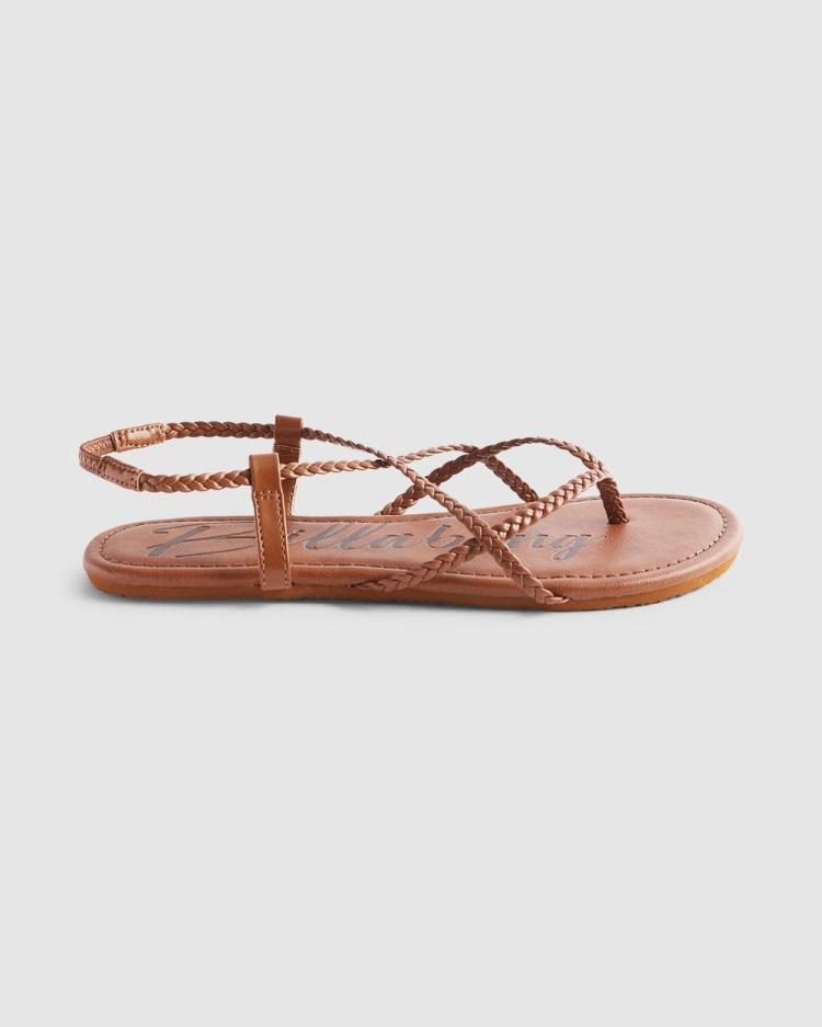 Billabong Crossing Over 3 Sandals Casual Shoes DESERT DAZE