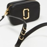 The Marc Jacobs - The Softshot 17 Cross Body Bag - Bags (Black) The Softshot 17 Cross-Body Bag