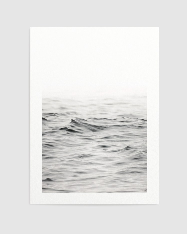 Olive et Oriel To The Horizon Art Print A2 Home To A2