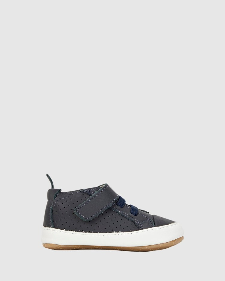 Old Soles Cheer Bambini Sneakers Navy/White