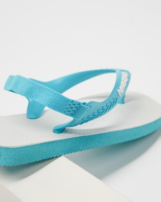 Havaianas - Traditional   Babies - All thongs (Blue ) Traditional - Babies