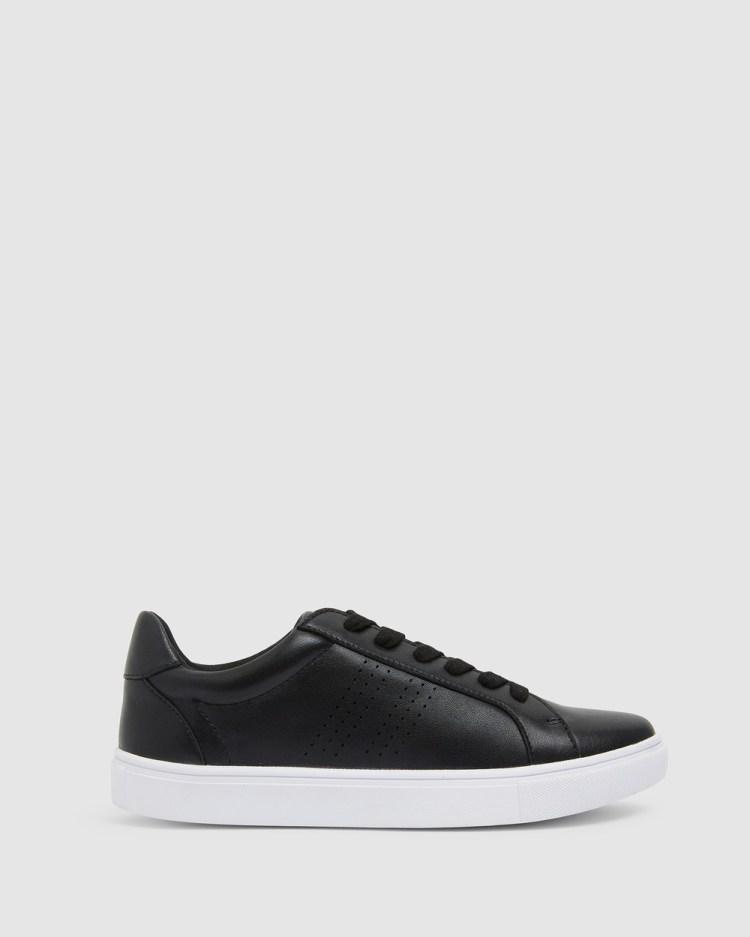 Sandler Shazam Lifestyle Sneakers Black