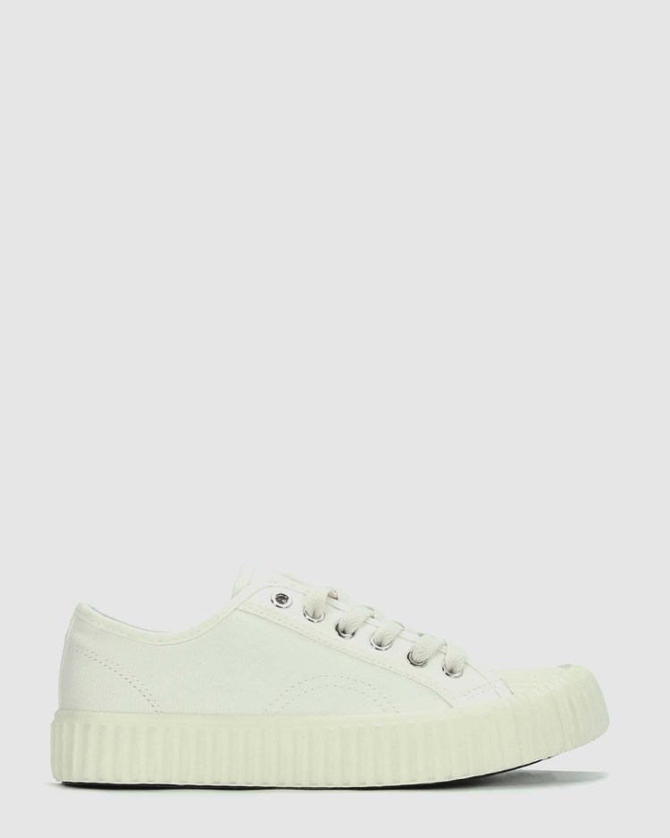 Los Cabos Shena Lifestyle Sneakers White