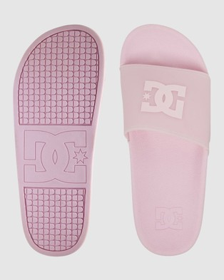 DC Shoes Slippers