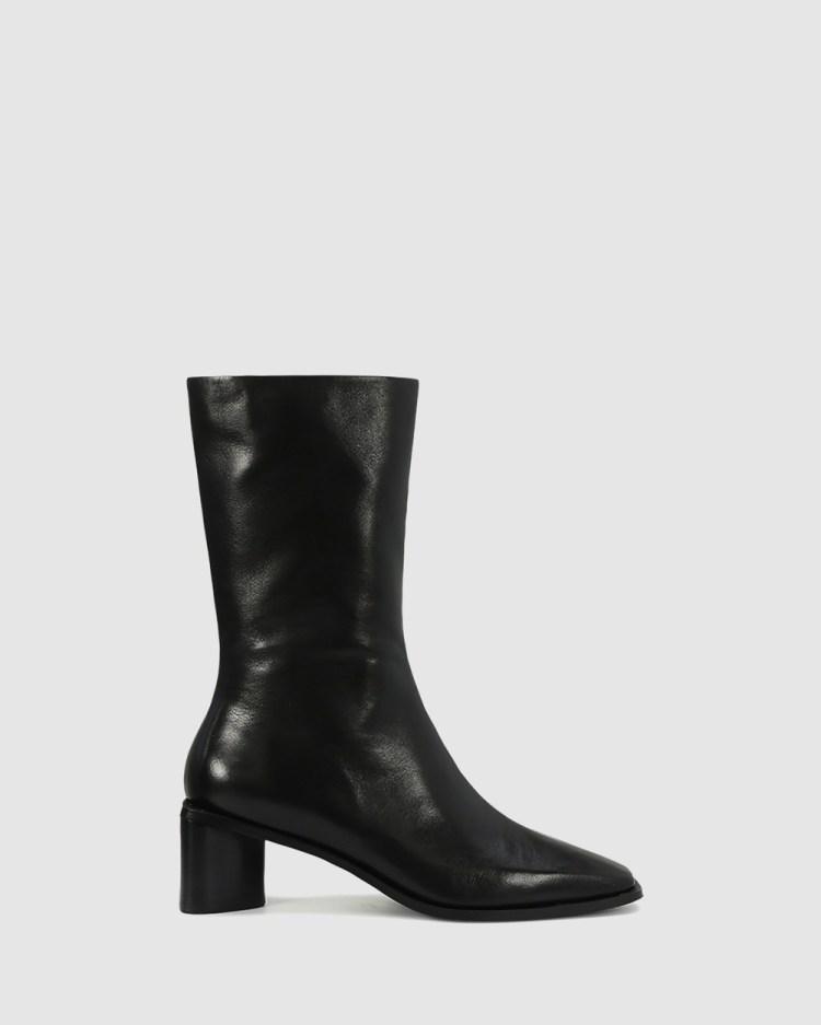Eos Robyn Heels Black