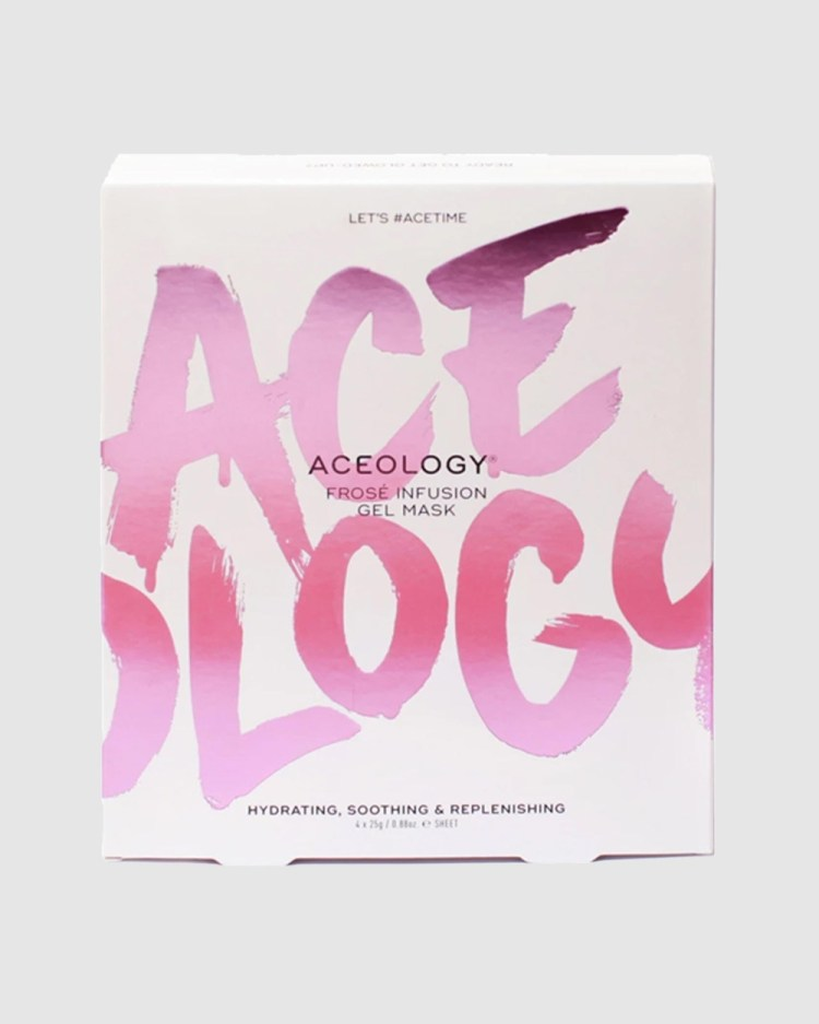 Aceology Frose Infusion Gel Mask Beauty Frose
