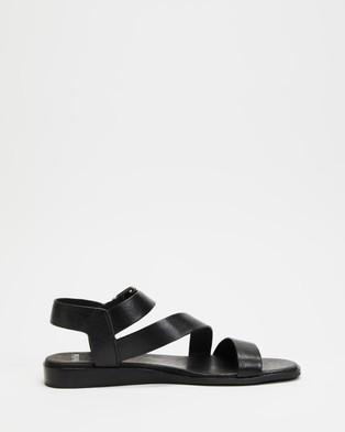 Mollini Taspen Sandals Black