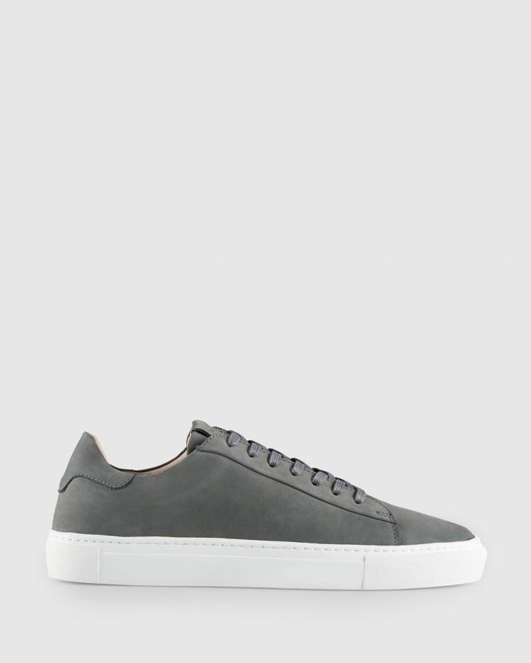 Aquila Deco Sneakers Lifestyle Nubuck Dark Grey