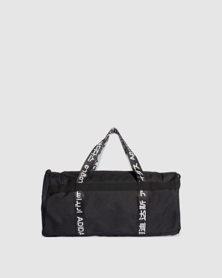 adidas Performance 4ATHLTS Duffel Bag Medium Bags Black