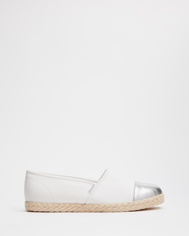 Holster Elle Casual Shoes White