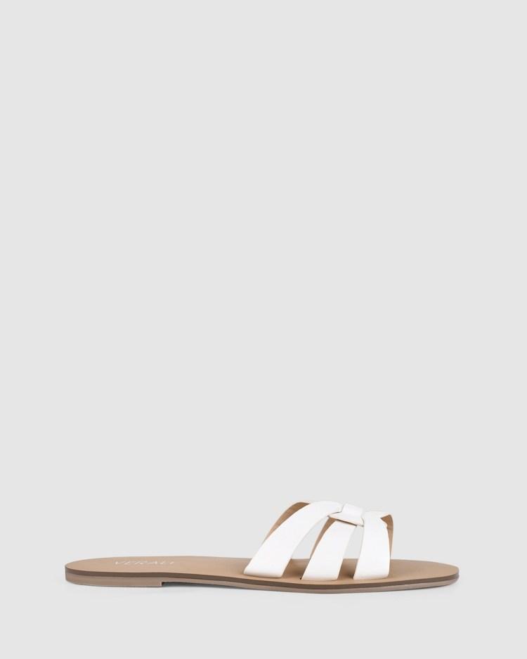 Verali Roulette Casual Shoes White