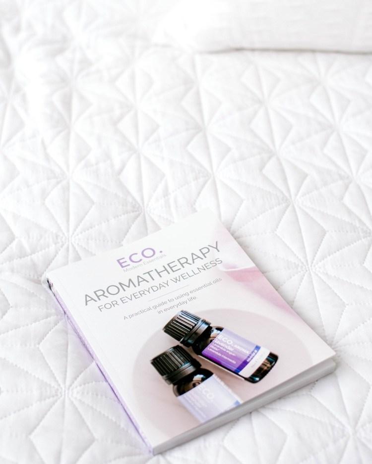 ECO. Modern Essentials Aromatherapy for Everyday Wellness Book Home ECO. Book