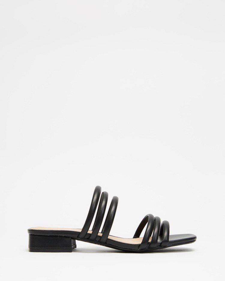 Therapy Lena Sandals Black