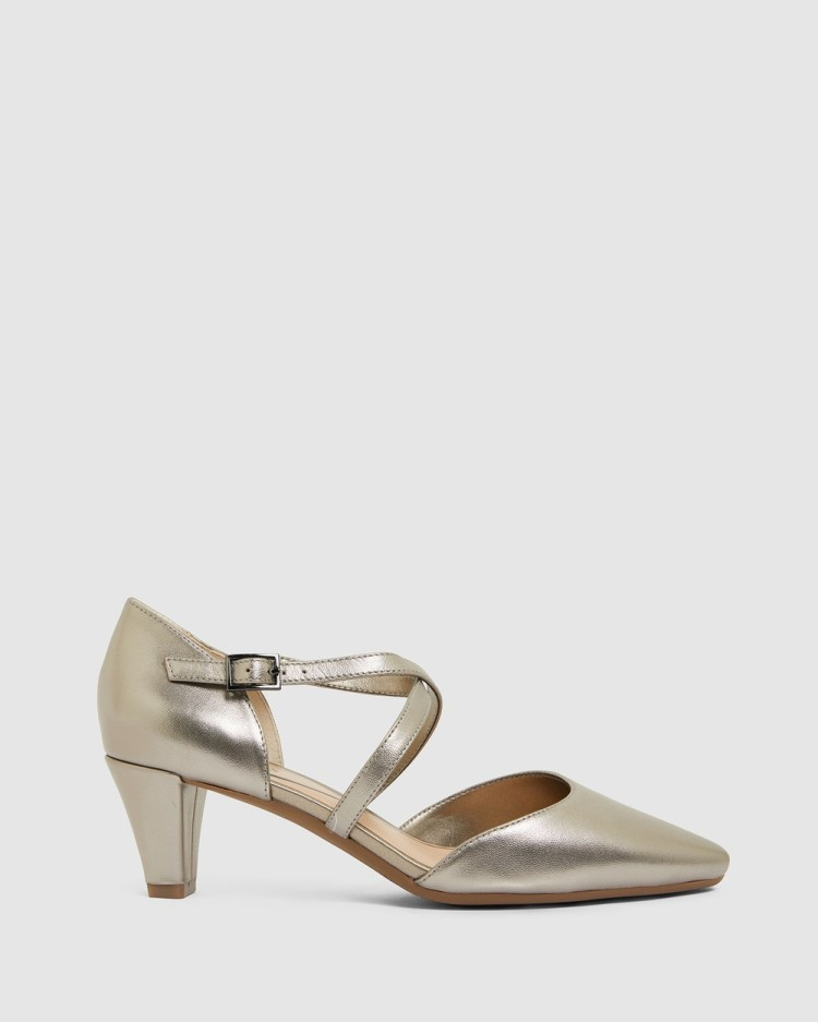Easy Steps Adison All Pumps PEWTER