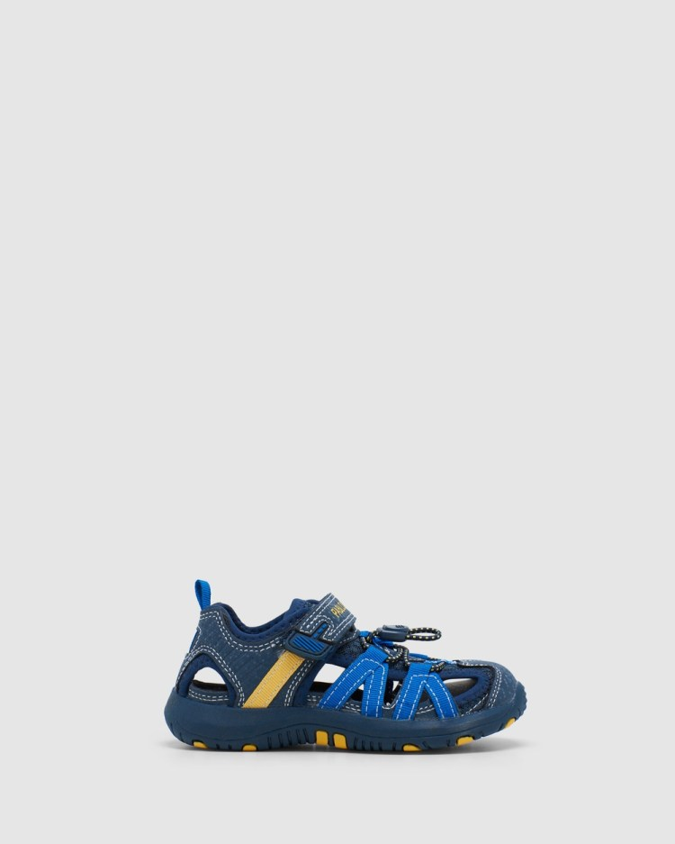 Pablosky Surf Cage Sandal 9638 Youth Sandals Navy/Royal