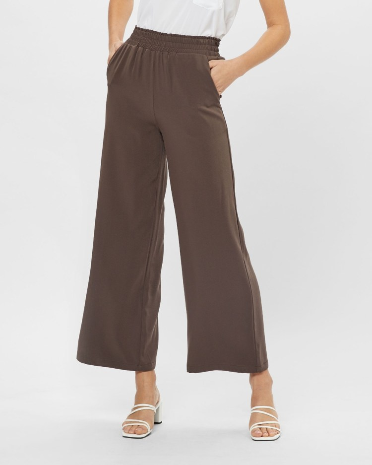 ids Emily Pants Brown