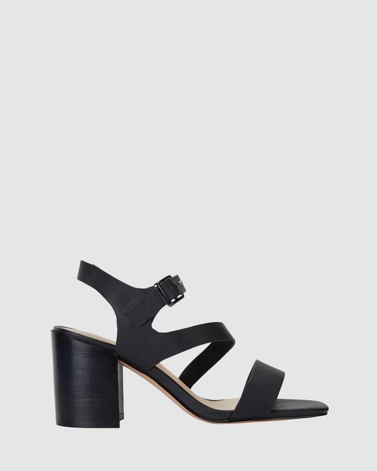 Ravella Husky Sandals BLACK