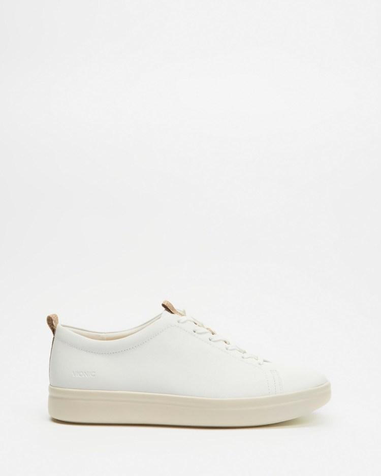 Vionic Paisley Sneaker Sneakers White