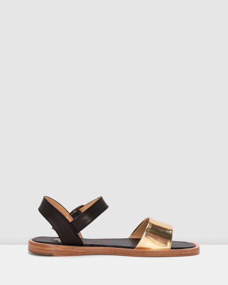 Rollie Alpha Sandal Sandals Black