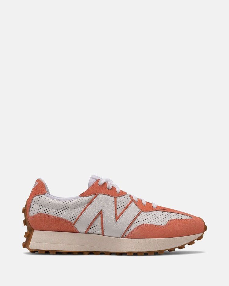 New Balance 327 Primary Pack Standard Fit Men's Lifestyle Sneakers White