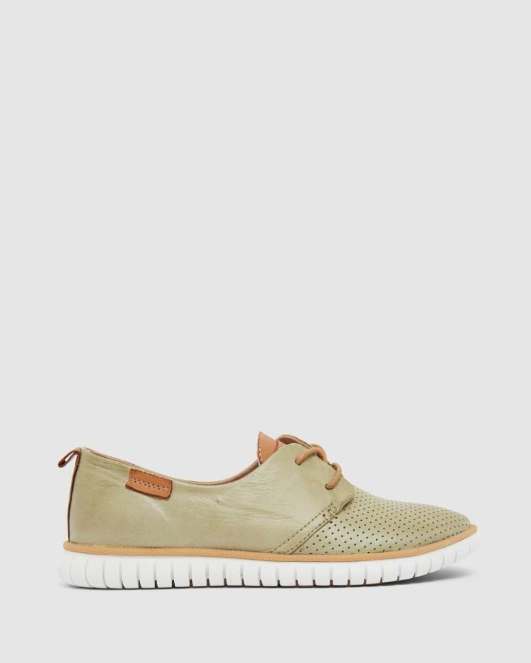 Easy Steps Jigsaw Lifestyle Sneakers Khaki