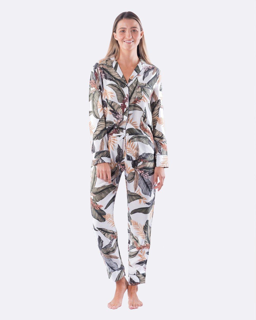 Palm Pyjama Set