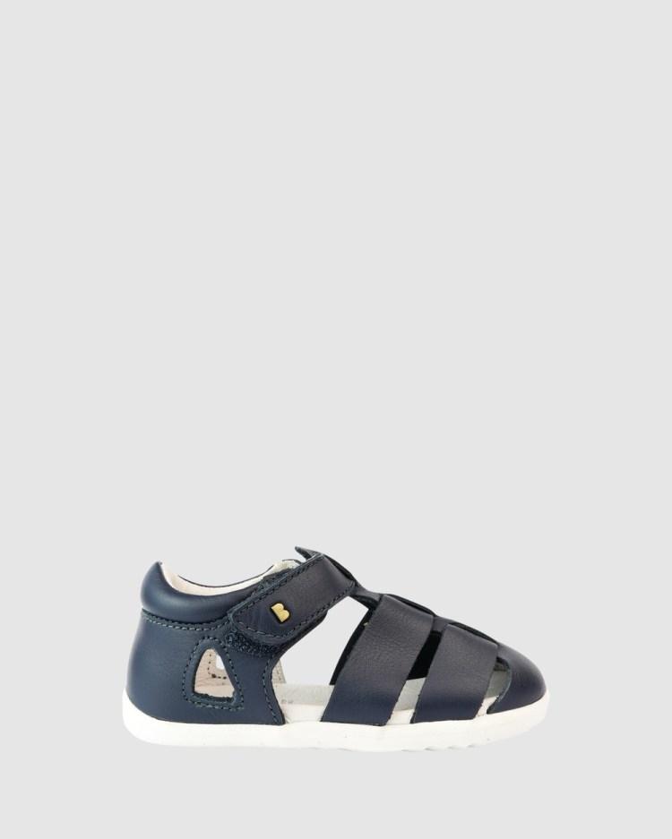 Bobux Step Up QD Tidal Sandal Sandals Navy
