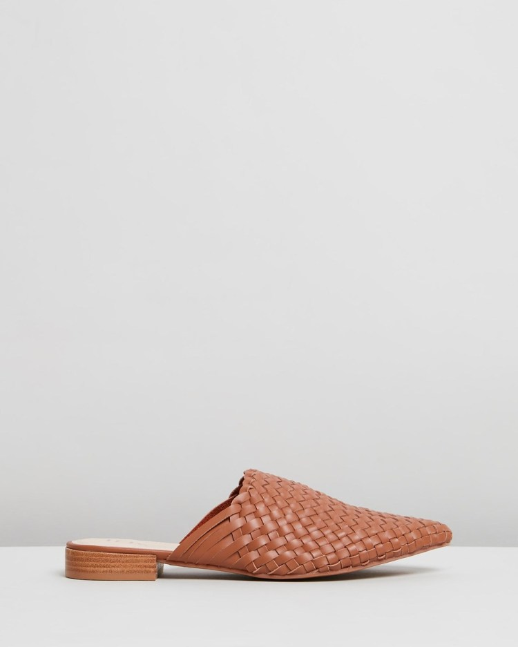 IRIS Footwear Mila Sandals Tan