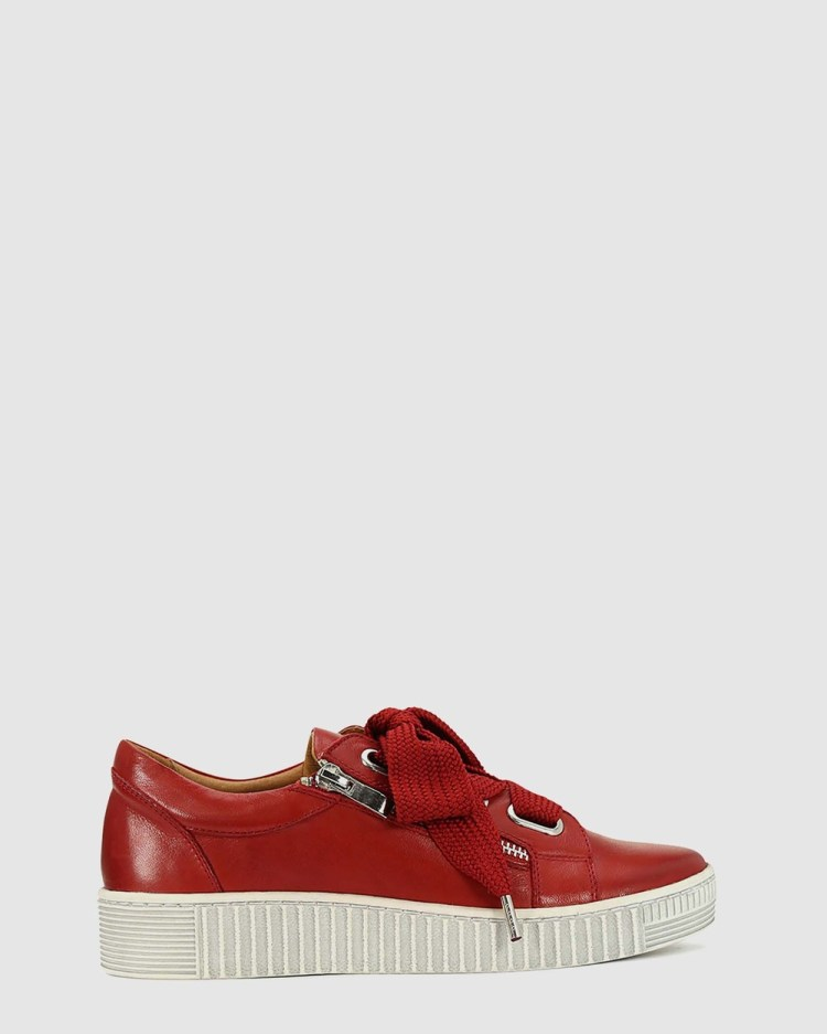 Eos Jovi Lifestyle Sneakers Red