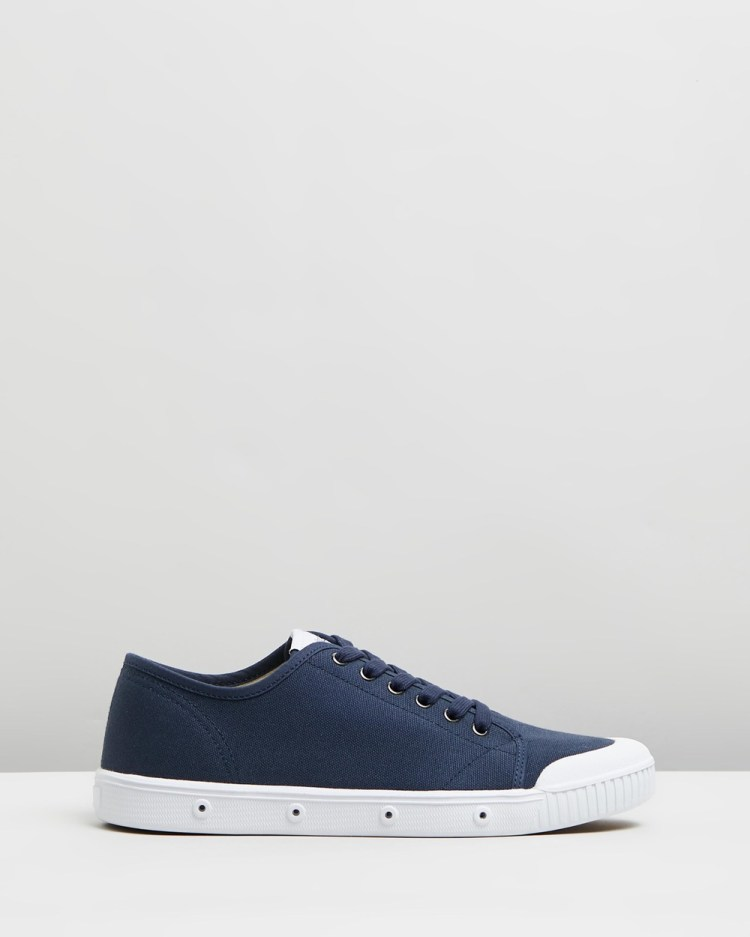 Spring Court G2 Organic Canvas Women's Sneakers Midnight Blue