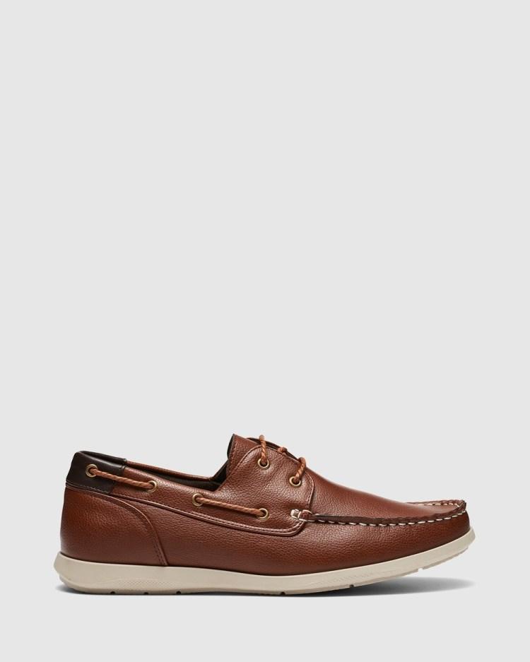 Uncut Hemsworth Casual Shoes Tan
