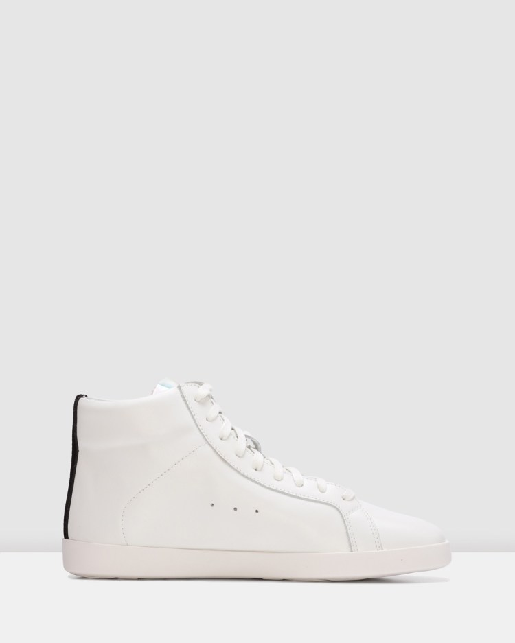 Rollie Prime Sneakers High Top White