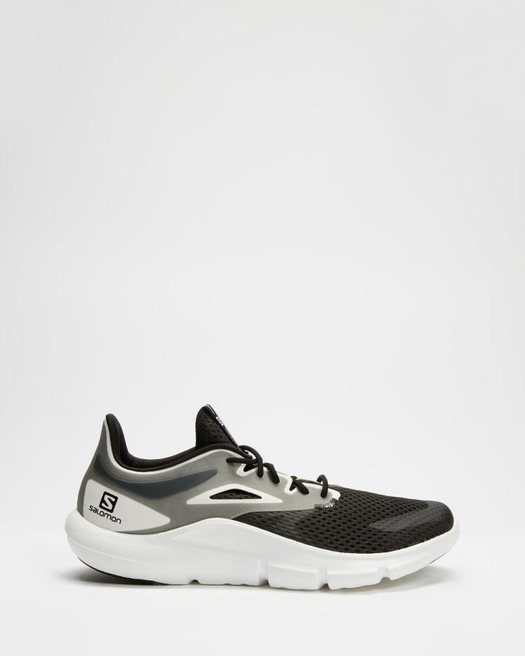 Salomon Predict Mod Running Shoes Mens Performance Black & White