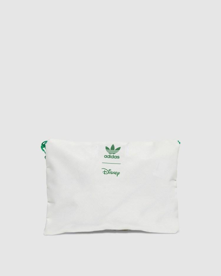 adidas Originals Kermit Pouch Bags White